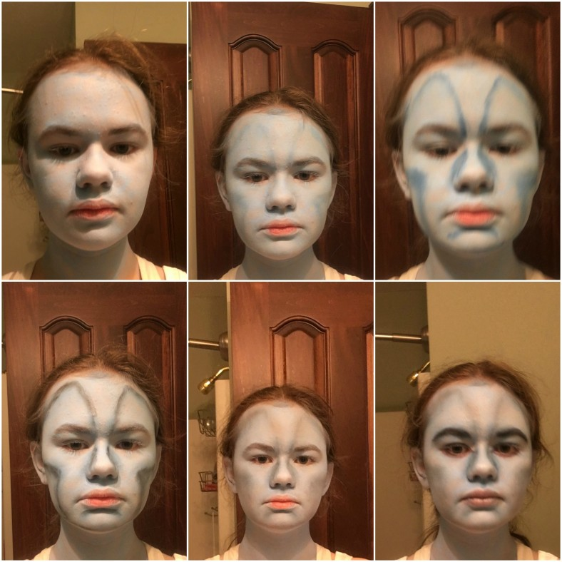 Thrawn-Makeup-Progression